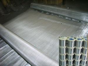 321不锈钢丝及丝网