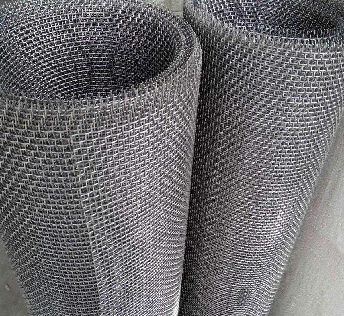 316TI不锈钢丝及丝网